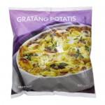POTATIS GRATÄNG gratinado de patata, congelado