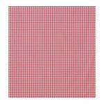 BERTA RUTA ткань средняя клетка/красный