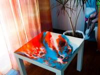 Стол ЛАКК от студии MAGIC M art