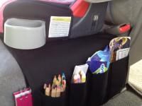 Автомобильный органайзер для детей