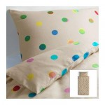 IKEA PS 2012 1 de cama funda de almohada - natural, 150x200 / 50x70 ver