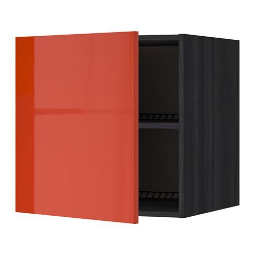 methode der obere schrank auf dem k hlschrank gefrierschrank unter dem baum schwarz ersta. Black Bedroom Furniture Sets. Home Design Ideas