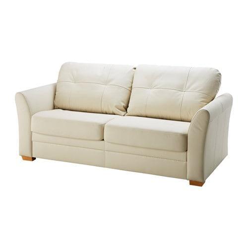 Gessberg divano letto 3 local glosse bumstad beige for Divano letto 3 posti prezzi