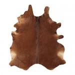 Piel de vaca marrón KOLDBY