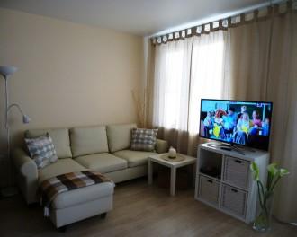 Lounge-зона в гостиной фото