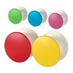 LOSJÖN appendiabiti di diversi colori