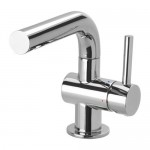 SVENSHER basin mixer with the release