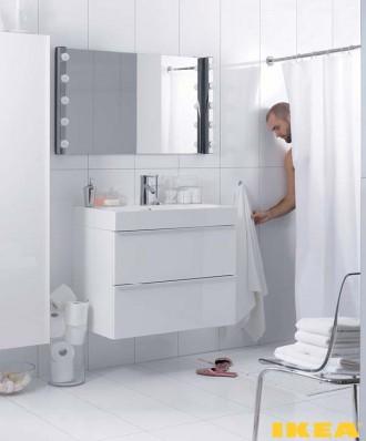 Interior kamar mandi IKEA