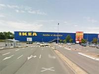 ИКЕА Лилль - адрес магазина, расположение на карте