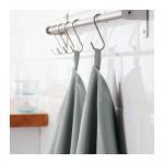 IRIS kjøkkenhåndkle grå