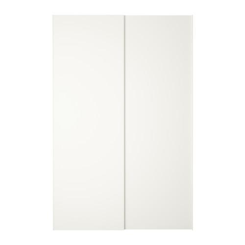 ХАСВИК Пара раздвижных дверей - 150x236 см