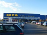 IKEA Renn - peta perjalanan, waktu kerja, alamat