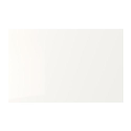 СЕЛЬСВИКЕН Дверь/фронтальная панель ящика - глянцевый белый