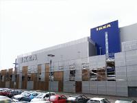 IKEA Coventry - dirección de la tienda, mapa, tiempo