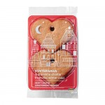 VINTERSAGA pepperkakekake, hjerter