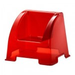 IKEA PS chair 2012 baby - red