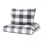EMMIE RUTA Duvet Cover and 1 Pillowcase