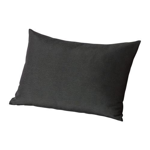 ХОЛЛО Подушка д/садовой мебели - черный