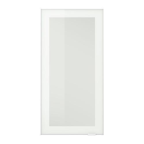 ЮТИС Стеклянная дверь - 40x80 см
