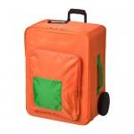FLYTTBAR container orange
