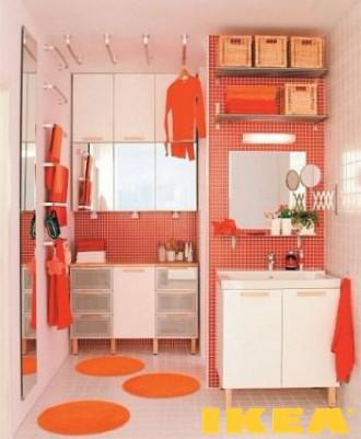 Cовременный интерьер ванной комнаты