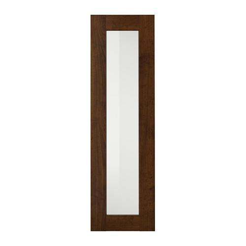 ЭДСЕРУМ Стеклянная дверь - 30x100 см