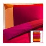 БРУНКРИСЛА Пододеяльник и 2 наволочки - красный, 200x200/50x70 см