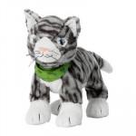 KLAPPAR Soft toy cat
