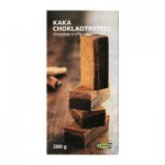 KAKA CHOKLADTRYFFEL pastel de trufa de chocolate, congelado