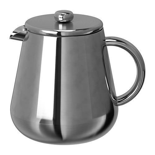 ANRIK кофе-пресс/заварочный чайник нержавеющ сталь