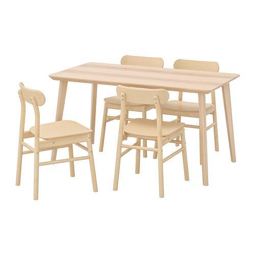 LISABO RONNINGE bord och stol 4