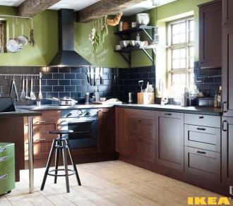 Интерьер кухни 12 кв м фото