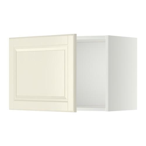 МЕТОД Шкаф навесной - 60x40 см, Будбин белый с оттенком, белый