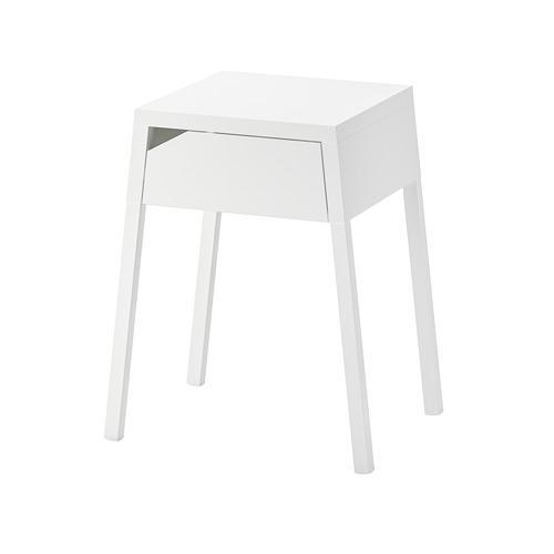 Selje Table De Chevet Blanc 802 270 14 Avis Prix Ou Acheter