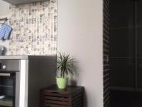 Табурет-ящик МОЛЬГЕР в интерьере кухни