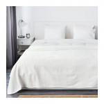 ИНДИРА Покрывало - белый, 250x250 см