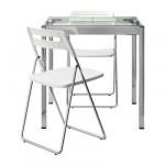 ГЛИВАРП / НИССЕ Стол и 2 стула - ,