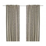 Wilma curtains, 2 pc