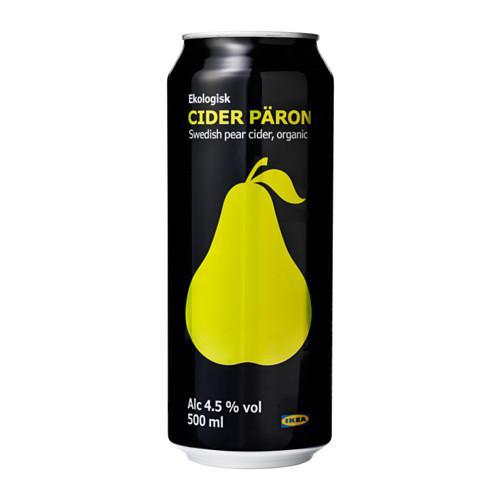 CIDER Paron Birnenwein 4,5%