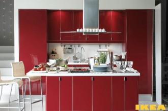 IKEA Kitchen interior