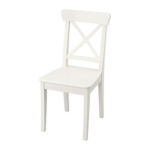 Bon Ingolf Chair   White