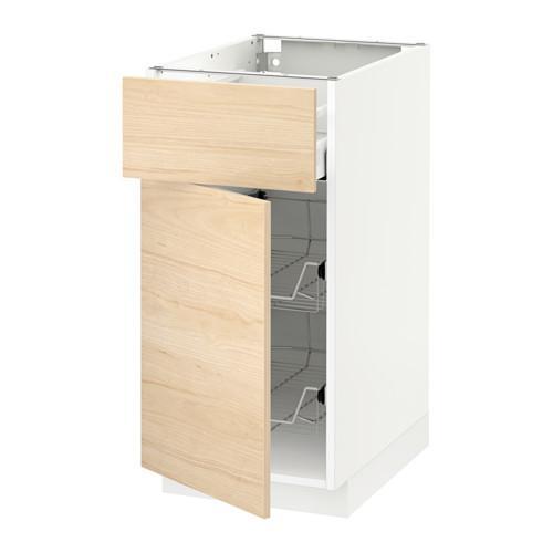 METHOD / MAXIMER Armadio per esterni con cassettiera / porta ...