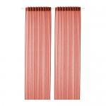 GJERTRUD curtains, 2 pcs.