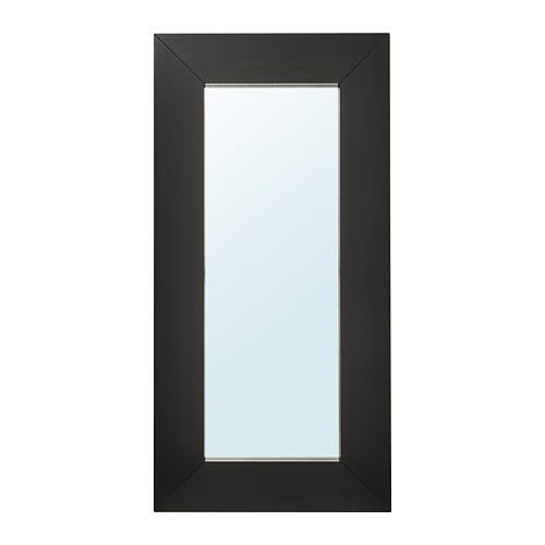 Mongstad Mirror Black Brown 000 815 91, Ikea Long Length Mirror