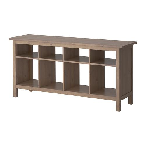 HEMNES Console Table - Gray-brown (402.518.12) - Reviews, Price, Where To Buy