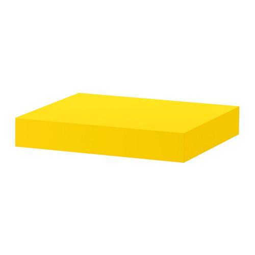 ЛАКК Полка навесная - желтый