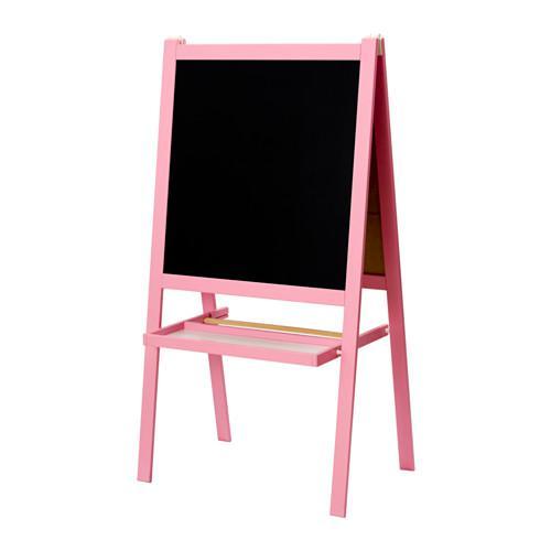 МОЛА Доска-мольберт - розовый
