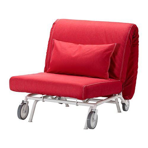 Ikea Ps Khovet Armchair Bed Vansta, Single Seat Sofa Beds Ikea