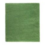 СКОРУП Ковер, длинный ворс - зеленый