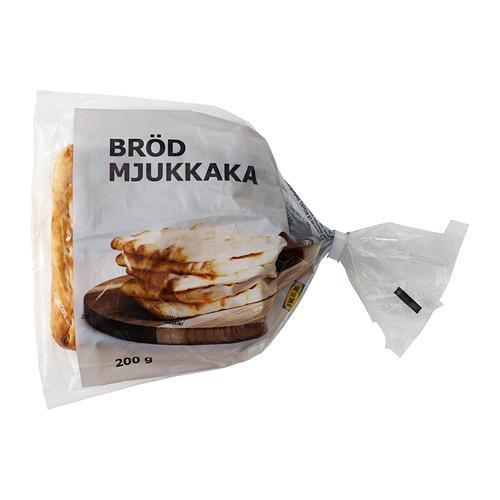 BRÖD MJUKKAKA Пшеничный хлеб, замороженный